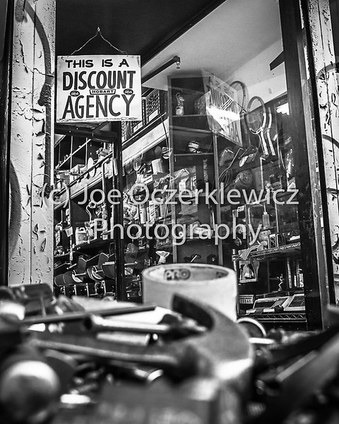 This is a Discount Agency