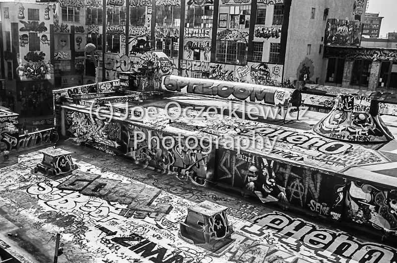 5 Pointz Rooftop
