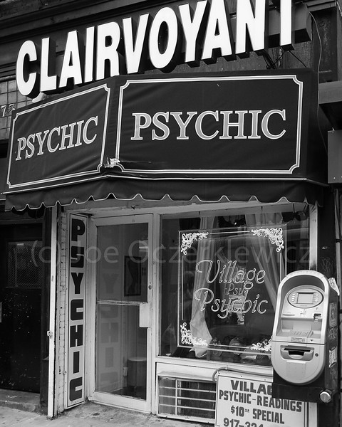 Clairvoyant Psychic
