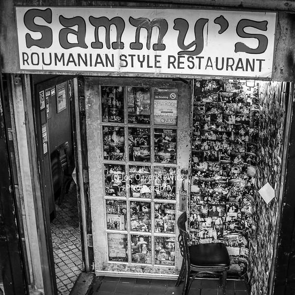 Sammys Roumanian Steakhouse