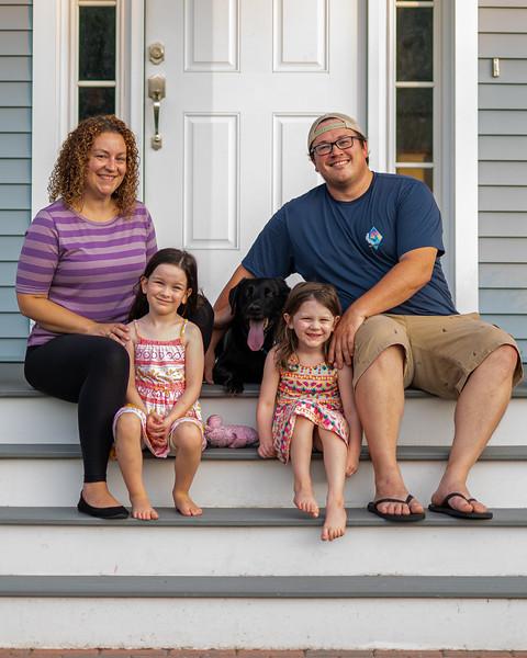 McPhillips Family     Summer Evening