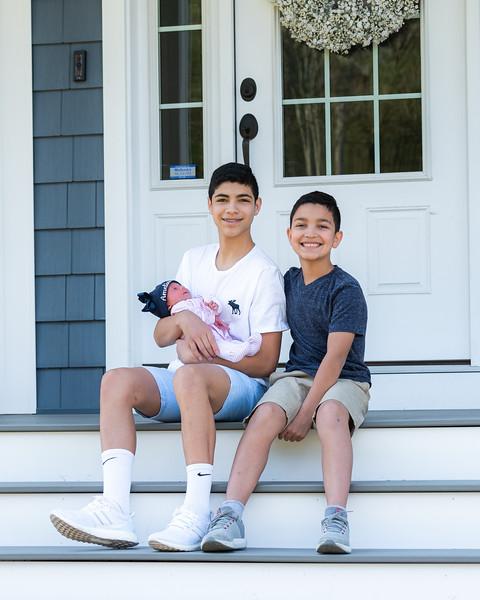 Mackland-Rivera Family I