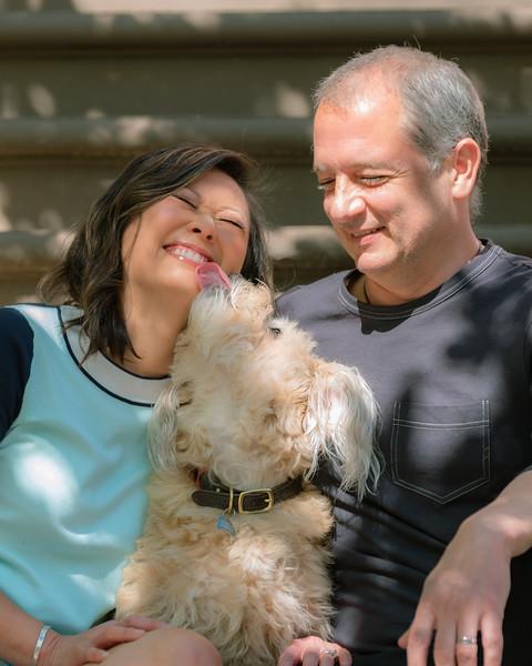 Sue, Joe, & Margaret I