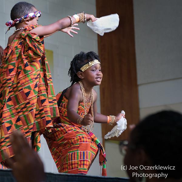 Folklorama - Africa