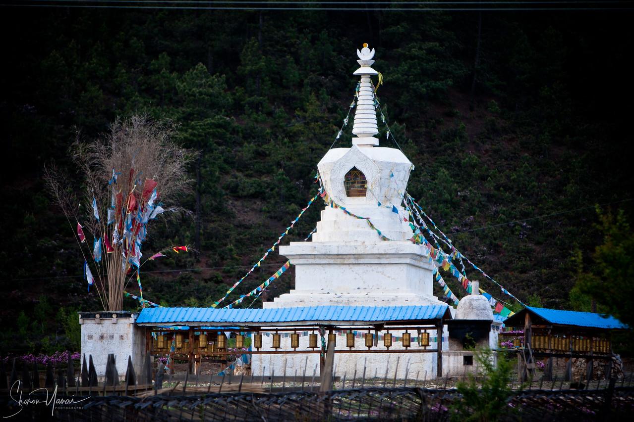 Buddha Temple, Shangrila, China