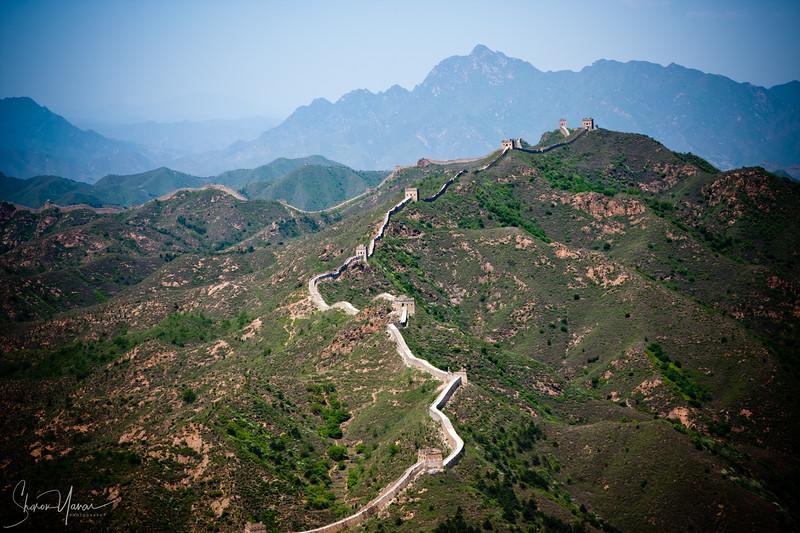 China Wall, China