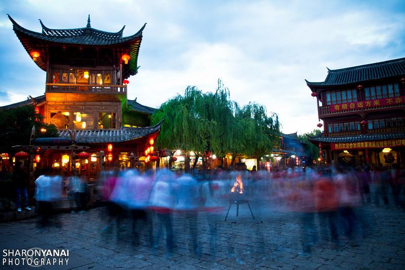 Naxi Minority Dance, Lijiang, China