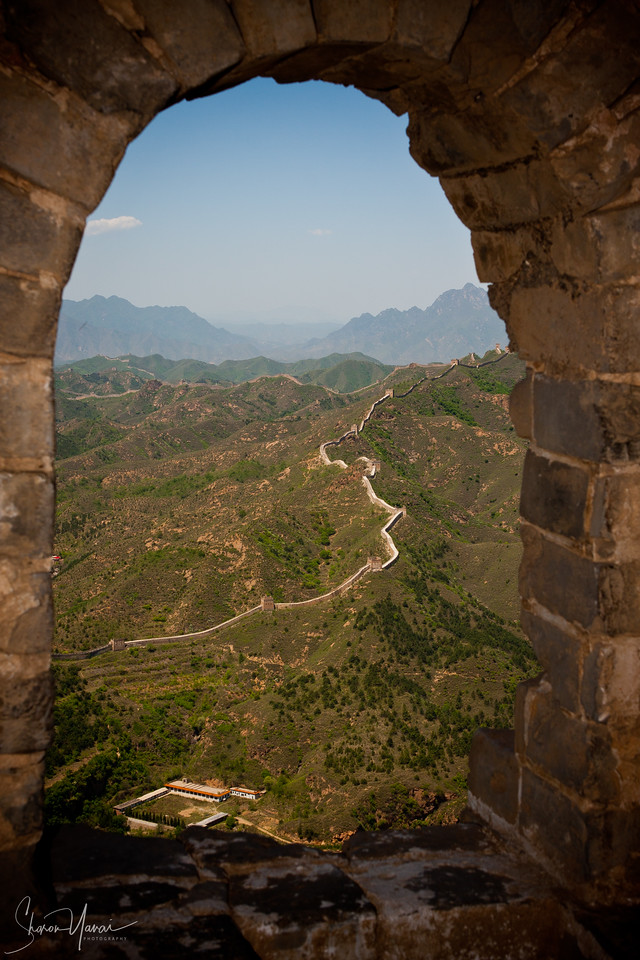 The Great Wall, China