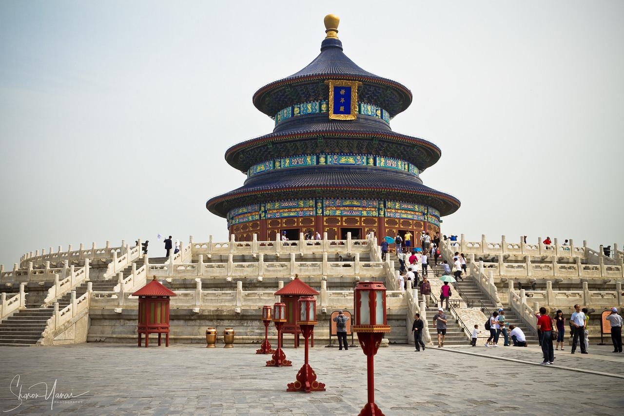 מקדש השמיים, ביג'ינג