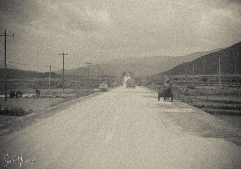 בדרכים, יונאן, סין