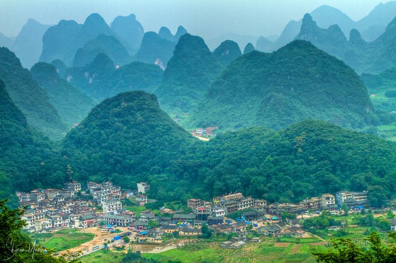 יאנגשו, סין