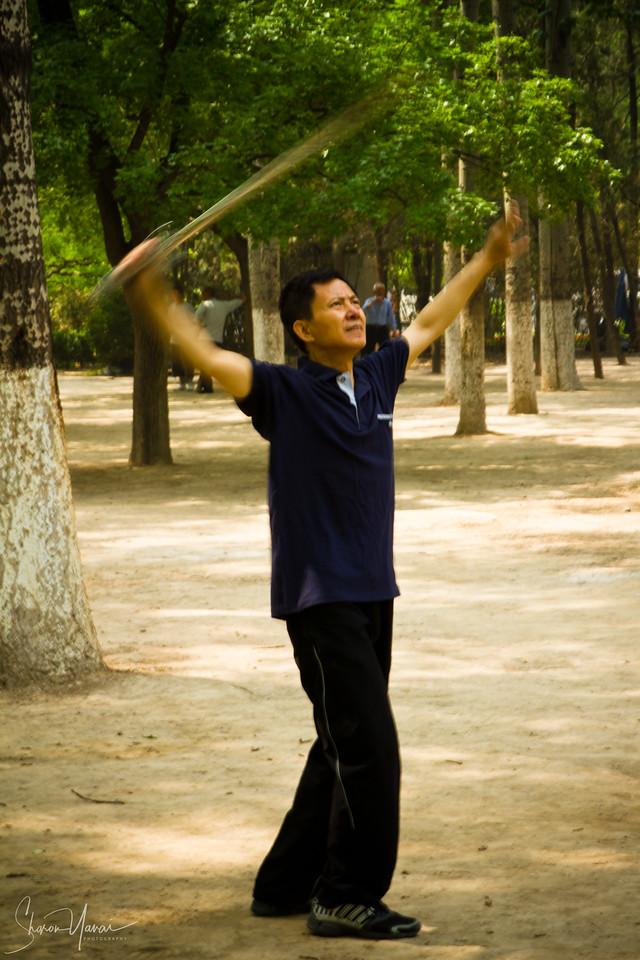 דיטאן פארק, ביג'ינג