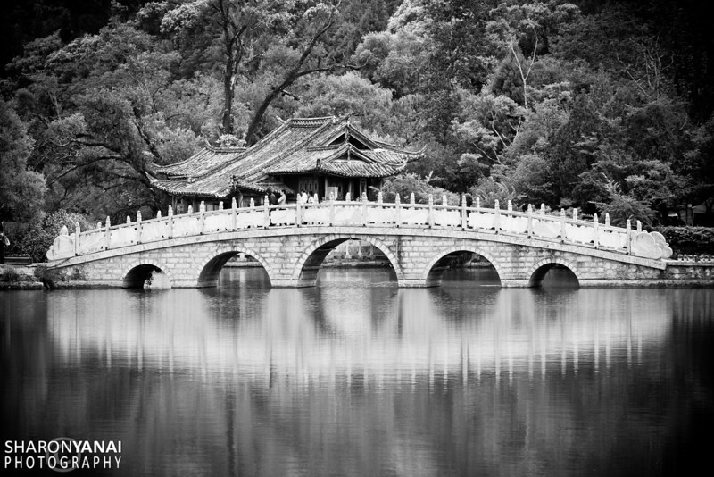 Bridge on the Water, Lijiang, China