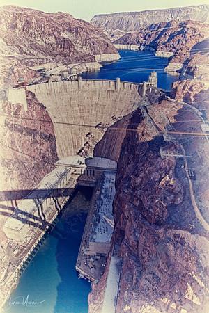 The Hoover Dam, Las Vegas, Nevada, USA