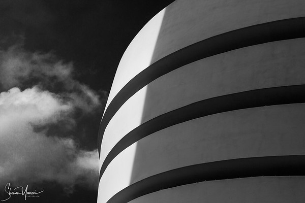 Arcs in Black and White