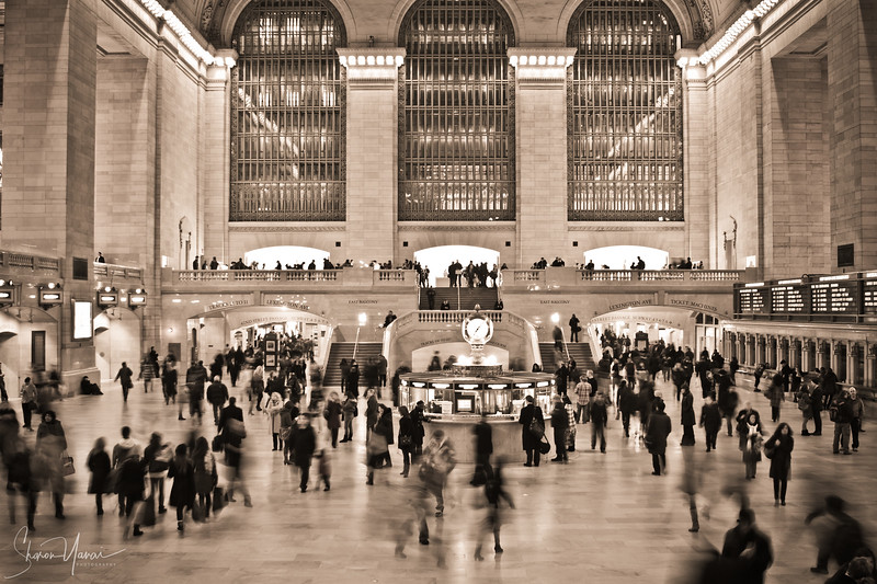 Grand Central, Manhattan, NY, USA