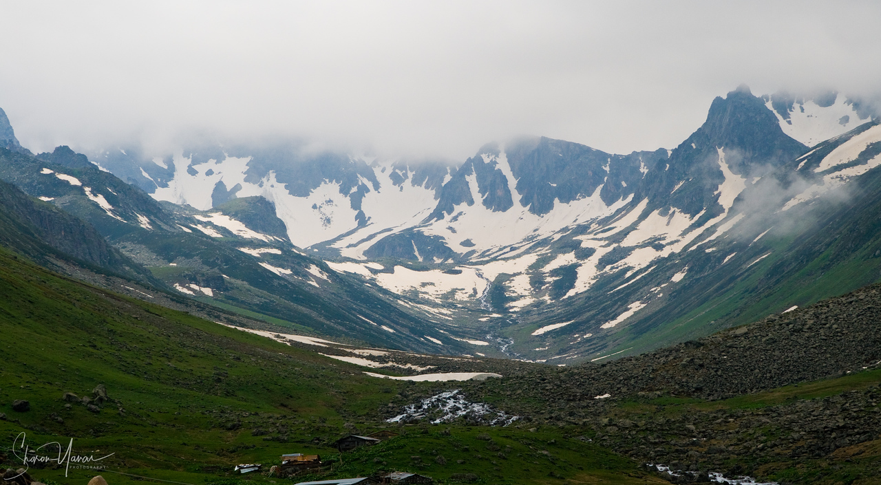 Kachkar mountains, Turkey