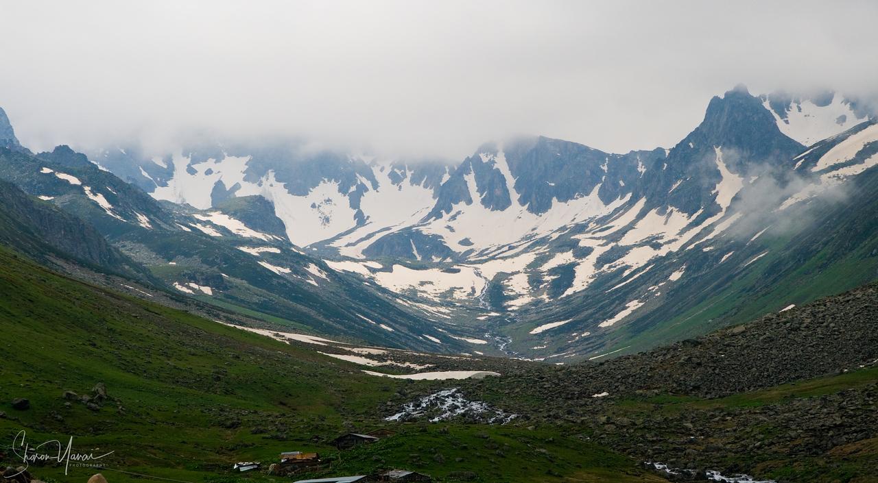 Kachkar mountains, Turkey