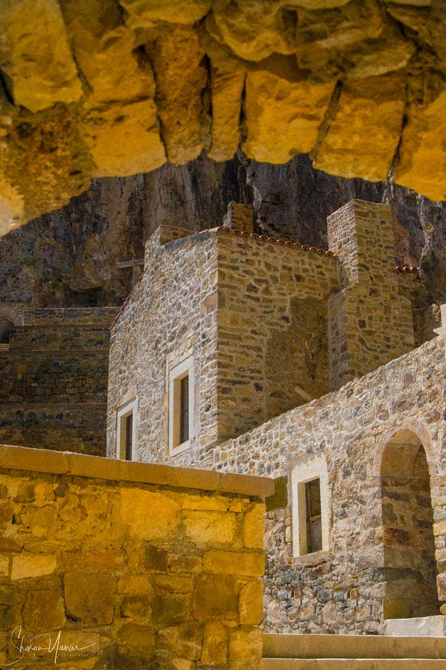 Sumela Monastery, Kachkar, Turkey