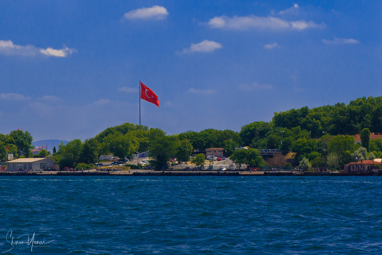 Harbor, Istanbul, Turkey