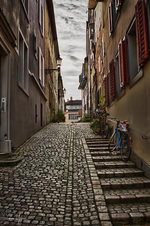 Zurich, Switzerland old town