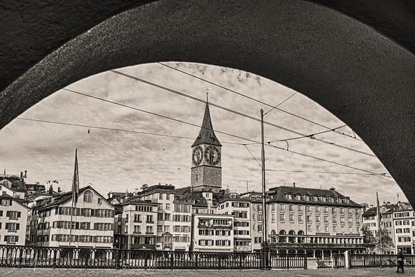 Zurich old town, Switzerland