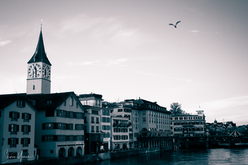 Zurich, Switzerland old town