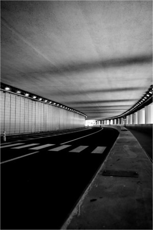 Tunnel at Monaco