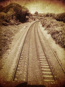 Sheffield to Leeds Railway Line