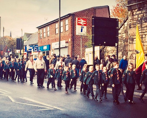 Centenary Remembrance Day Parade