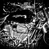 Bike Night Richmond Quaker Steak & Lube 08-21-2013