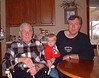 3 Generations  - Muilenburg Family.<br /> Taken - Novemeber - 2004.<br /> <br /> 549th AAA AW BN BTRY C<br /> 87th Infantry Division.<br /> Involved in the Battle Of The Bulge - WWII.<br /> <br /> Please make contact if you are connected in any way to any of the names shown in the gallery of names under the <br /> 549th AAA AW BN BTRY C group picture!<br /> <br /> Photo contributed by Tim Muilenburg.