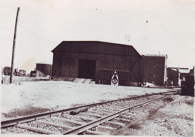May 1945 Burdle, Germany Shop