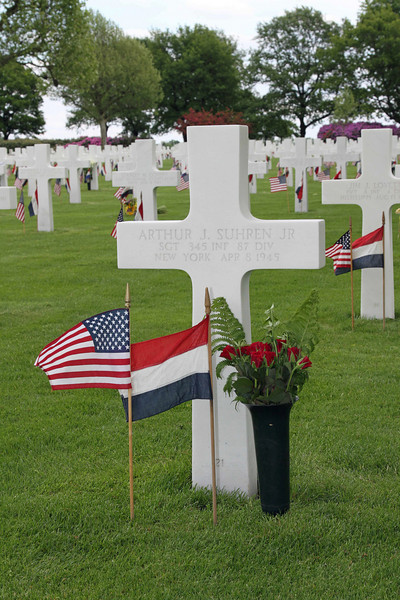 Sgt Arthur J. Suhren - Memorial Day 2010