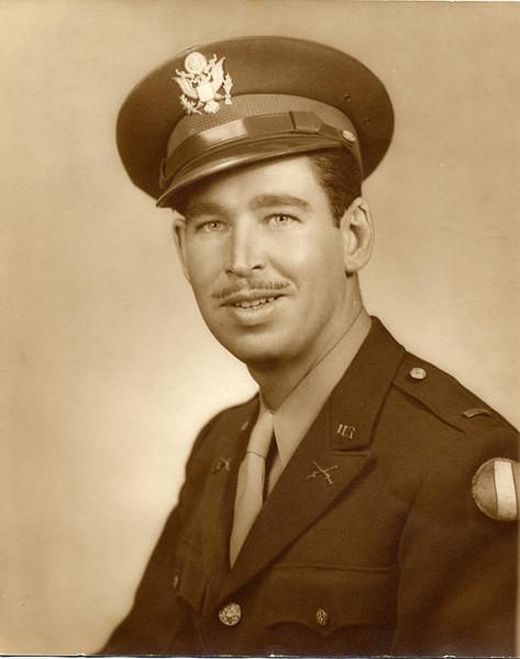 1st Lieutenant Harold Hilliard Cruger<br /> Killed in Action: 1 Jan 1945