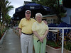 """William Regis O'Malley<br /> 87th Infantry Division<br /> WWII<br /> <br /> Photo taken at the pier in Lauderdale-by-the-Sea, Florida. (Rege and Fran) <br /> We had a very special Christmas in 2007. <br /> We went to Fort Lauderdale, Florida for 10 days for a family Christmas. <br /> <br /> I kept telling everyone that this would be the Christmas to remember and """"pulled out all the stops"""" when it came to planning activities. I just thought we would not have the money to do it in 2008…never thinking it would be dad's last Christmas with us!"""