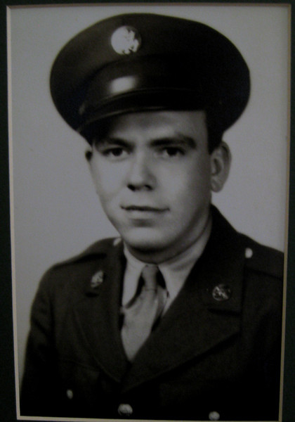 Sgt. First Class Richard Leonard Butler
