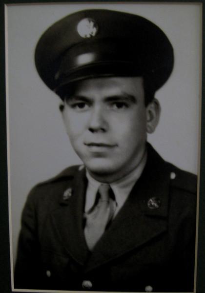 Sgt. First Class Richard Leonard Butler