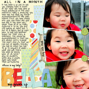 Template is Bree Clarkson Inspired by Karen Wong (layout 3) Everything is Shabby Princess Bounce Kit String is SSD Stand Up kit Staple is Micheline Martin & Melissa bennett room a zoom zoom fonts are: extra words: Ck ali Edwards, title: spacesuit, Journaling: pea sdflenner