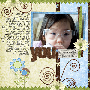 1-11-09 Isabella   Bree Clarkson Solitaire # 7  SSD fresh & festive  Date info: CK Ali Edwards  Journaling font: Pea sdflenner