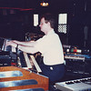 Leroy Lewis playing at the Bayview Restaurant in May of 1989 located in Long Beach Island, NJ.