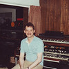Leroy Lewis in his Ocean Acres, NJ home.  The music room taken April 19, 1983.  My Mother's birthday.