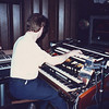 Leroy at the Hammond X66 console playing at the Bayview Restaurant in Long Beach Island, NJ.  May of 1989.