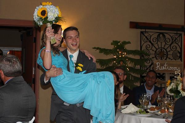 Tim & Sara Wedding - 10/14/2017