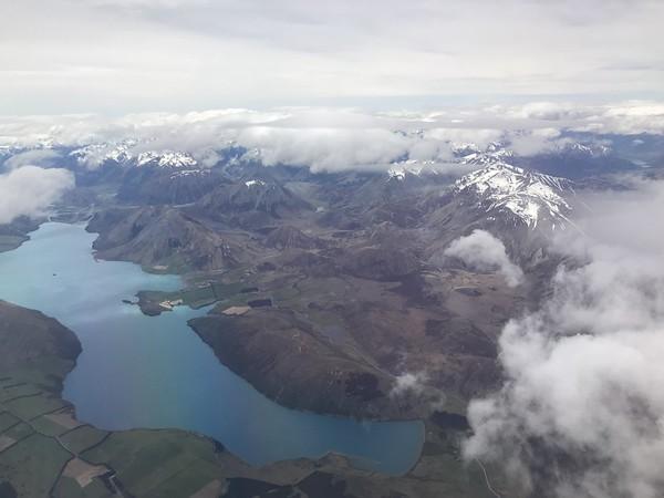aerial New Zealand