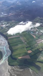 above Christchurch