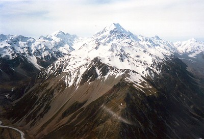 Mt. Cook flightseeing