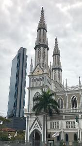 Iglesia de Carmen (1940's)