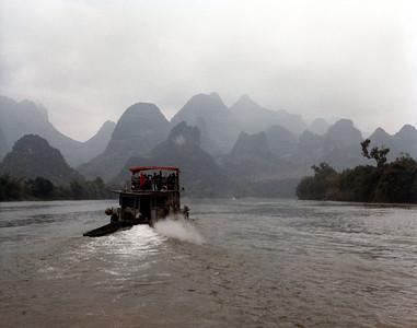 Li River, Guilin 1982