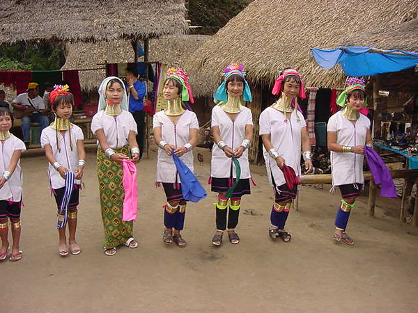 Long Neck Women - Thailand